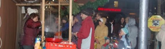 Martinimarkt im November